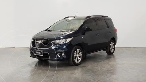 Chevrolet Spin LT 1.8 5 Pas usado (2020) color Azul precio $2.440.000