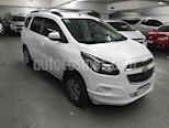 Foto venta Auto usado Chevrolet Spin LT 1.8 5 Pas My Link (2016) color Blanco Summit precio $449.000