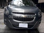 Foto venta Auto usado Chevrolet Spin LTZ 1.8 5 Pas (2013) color Gris Mond precio $320.000