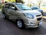 Foto venta Auto usado Chevrolet Spin LTZ 1.8 5 Pas (2013) color Gris precio $439.990