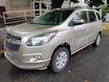 Foto venta Auto Usado Chevrolet Spin LTZ 1.8 7 Pas Aut (2013) color Beige precio $350.000