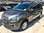 Foto venta Auto Usado Chevrolet Spin LTZ 1.8 7 Pas Aut (2014) color Gris Oscuro precio $385.000