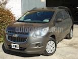 Foto venta Auto usado Chevrolet Spin LTZ 1.8L Die 5 Pas (2014) color Gris Oscuro precio $195.000