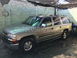 Foto venta Auto usado Chevrolet Suburban Cheyenne Aut (2002) color Bronce precio $99,000