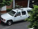 Foto venta Auto usado Chevrolet Suburban LS Tela (1996) color Blanco precio $79,000