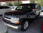 Foto venta Auto usado Chevrolet Suburban LS Tela (2001) color Azul precio $119,500