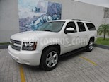 Foto venta Auto usado Chevrolet Suburban LT Piel 4x4 (2011) color Blanco precio $239,000