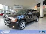 Foto venta Auto usado Chevrolet Suburban LT Piel 4x4 color Negro precio $245,000