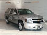 Foto venta Auto usado Chevrolet Suburban LT Piel Banca (2013) color Negro precio $289,000