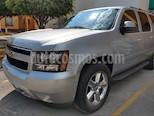 Foto venta Auto usado Chevrolet Suburban LT Piel Plus 4x4  (2013) color Plata precio $333