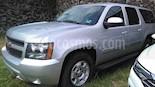 Foto venta Auto usado Chevrolet Suburban LT Tela (2013) color Plata Brillante precio $289,000