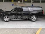 Foto venta Auto usado Chevrolet Suburban LTZ 4x4 (2015) color Negro precio $549,000