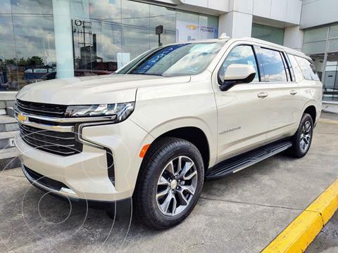 Chevrolet Suburban LT nuevo color Beige precio $1,523,100