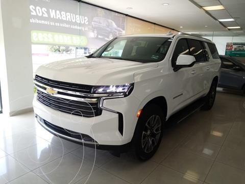 Chevrolet Suburban LT usado (2021) color Blanco precio $1,350,000