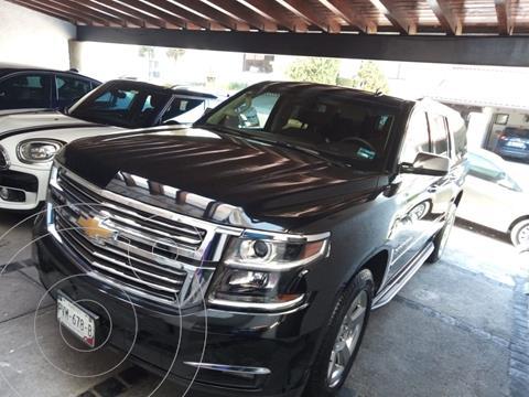 Chevrolet Suburban Premier Piel 4x4 usado (2017) color Negro precio $695,000