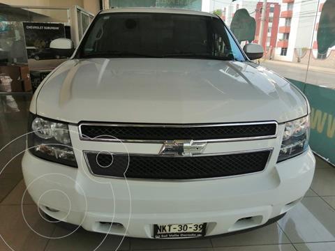 Chevrolet Suburban LT Piel usado (2011) color Blanco precio $230,000