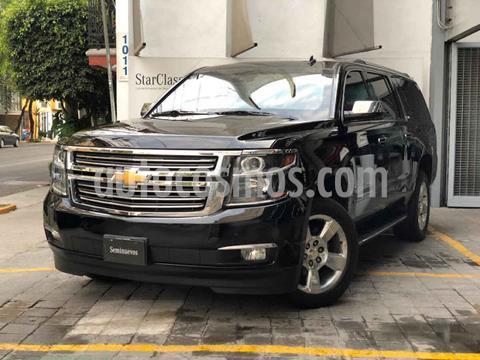 Chevrolet Suburban LTZ 4x4 usado (2016) color Negro precio $1,080,000