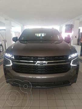 Chevrolet Suburban RST usado (2021) color Gris Oscuro precio $1,450,000