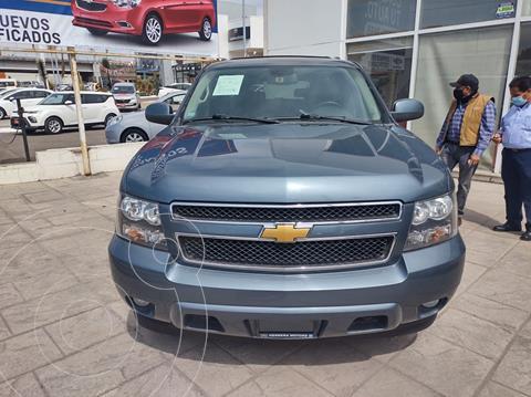 Chevrolet Suburban LT Piel 4x4 usado (2010) color Azul Acero precio $280,000