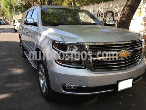Chevrolet Suburban LTZ 4x4 usado (2016) color Plata precio $450,000