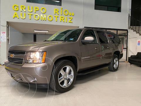 Chevrolet Suburban LT Piel Plus 4x4  usado (2013) color Cafe precio $320,000