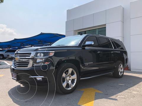 Chevrolet Suburban Premier Piel 4x4 usado (2019) color Negro precio $930,000