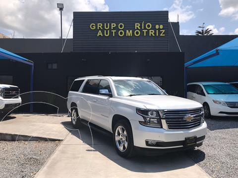 Chevrolet Suburban LTZ 4x4 usado (2016) color Blanco precio $598,000
