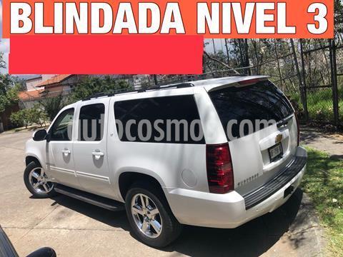 Chevrolet Suburban LT Tres Cuartos 4x4  usado (2014) color Blanco precio $470,000