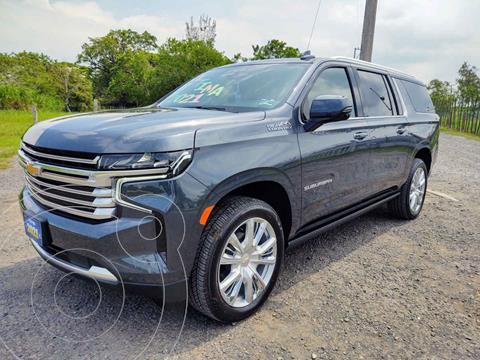 Chevrolet Suburban High Country nuevo color Gris precio $1,728,100