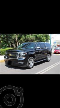 Chevrolet Suburban Premier Piel 4x4 usado (2017) color Negro precio $729,000