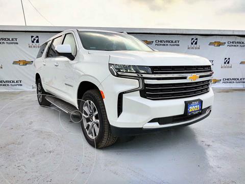 Chevrolet Suburban LT nuevo color Blanco precio $1,522,900