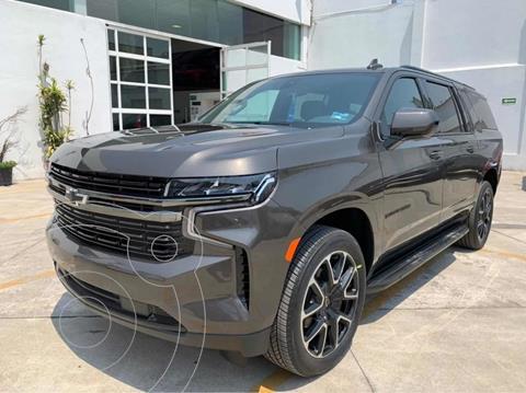 Chevrolet Suburban RST usado (2021) color Cafe precio $1,601,500