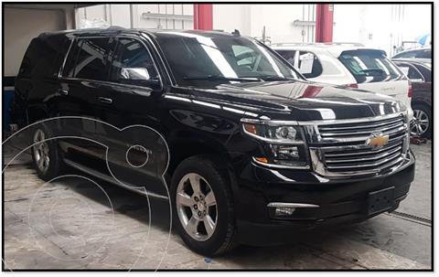Chevrolet Suburban LT Piel usado (2015) color Negro precio $1,050,000