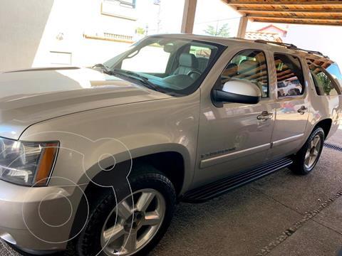 Chevrolet Suburban LT Piel usado (2008) color Dorado precio $180,000