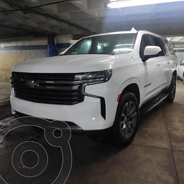 Chevrolet Suburban LT usado (2021) color Blanco precio $1,510,900