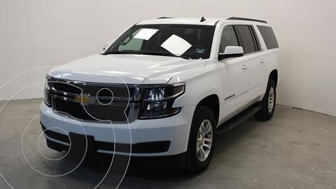 Chevrolet Suburban LT usado (2017) color Blanco precio $581,109