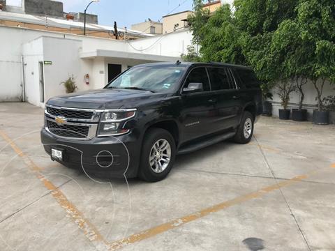Chevrolet Suburban LT usado (2015) color Negro precio $470,000