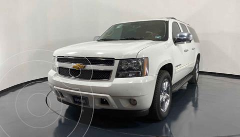 Chevrolet Suburban Paq C  usado (2012) color Blanco precio $289,999