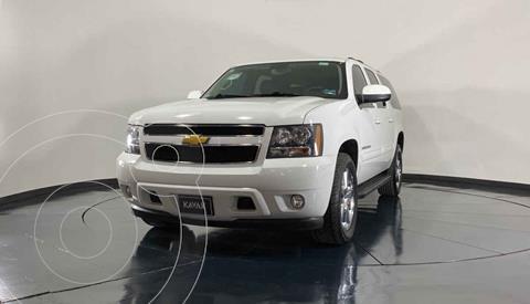 Chevrolet Suburban LT Piel Banca usado (2013) color Blanco precio $392,999