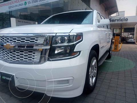 Chevrolet Suburban LT Piel Banca usado (2016) color Blanco precio $949,000