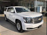 Chevrolet Suburban LS Tela usado (2015) color Blanco precio $465,000