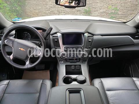 Chevrolet Suburban LT Piel Banca usado (2017) color Blanco precio $639,000