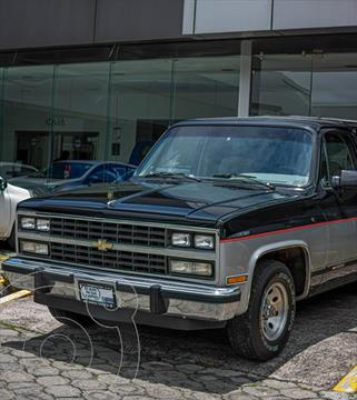 Chevrolet Suburban Elija una version usado (1991) color Negro precio $150,000