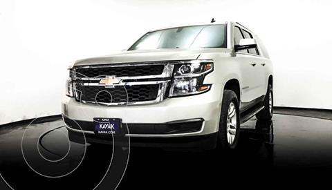 Chevrolet Suburban LT Tela usado (2014) color Blanco precio $452,999