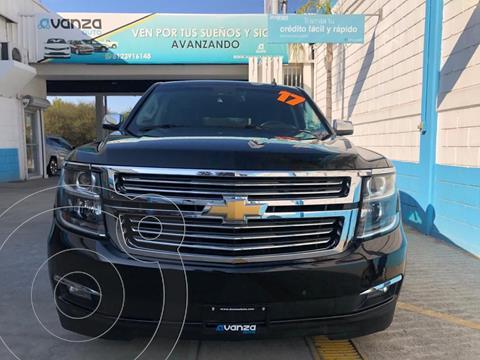 Chevrolet Suburban Premier Piel 4x4 usado (2017) color Negro precio $670,000