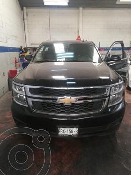 Chevrolet Suburban LT Piel usado (2015) color Negro precio $470,000