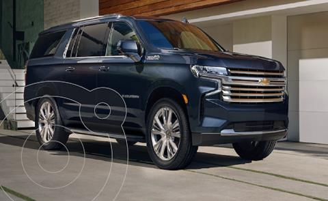 Chevrolet Suburban High Country nuevo color Azul Lunar precio $1,727,900