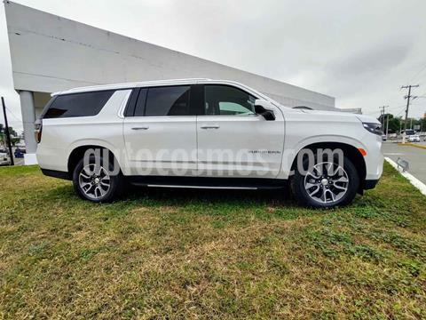 Chevrolet Suburban LT nuevo color Blanco precio $1,474,900