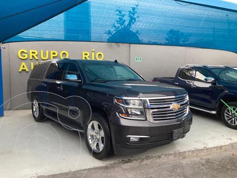 Chevrolet Suburban LT Piel Plus 4x4  usado (2016) color Gris Oscuro precio $598,000
