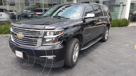 Chevrolet Suburban Premier Piel 4x4 usado (2019) color Negro precio $950,000